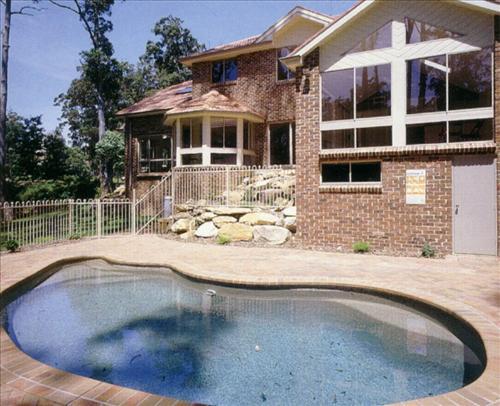 Luxury House Pool Design Sydney Australia